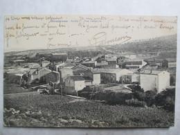 BOUTENAC  (11) - Vue Générale - CPA  1911  - TBE - France