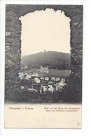 19615 - Königstein Taunus Blick Aus Der Ruine Auf Falkensteiner - Koenigstein