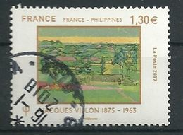 FRANCIA 2017 - Philippines - France - Cachet Rond - Frankreich