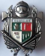 INSIGNE POMPIERS MASSEUBE 31 - Firemen