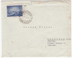 Yugoslavia, Letter Cover Travelled 1947 Stari I Novi Sivac Pmk B180320 - 1945-1992 Socialist Federal Republic Of Yugoslavia