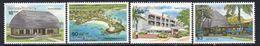 Samoa 1990 Tourism Set Of 4, MNH, SG 847/50 - Samoa