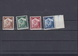 Dt. Reich Mi. 565-8 Postfrisch - Ungebraucht