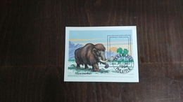 Madagascar-mammuthus-(2)-(1 Stamp)-u.n.c - Madagascar (1960-...)