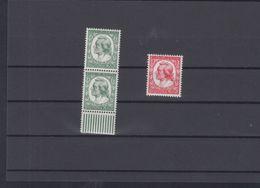 Dt. Reich Mi. 554-55 Postfrisch - Ungebraucht