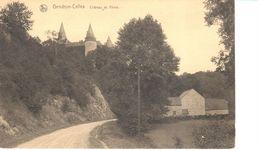 Houyet - CPA - Gendron-Celles - Château De Vêves - Houyet