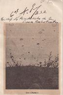 AVIATION : AUTOGRAPHE . GENERAL EON . CHEZ DES PARACHUTISTES . FRANCE COMBATTANTE . 1940/45 . - Autographes