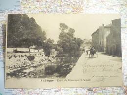 Route De Gémenos Et L'Etoile - Aubagne