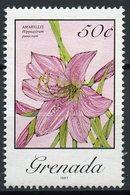Grenada1987 50c Island Flowers Issue  #1291b MNH - Grenada (1974-...)