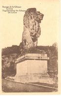 Liège - CPA - Gileppe - Souvenir De Gileppe - Le Lion - Gileppe (Barrage)