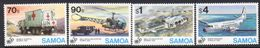 Samoa 1995 50th Anniversary Of The UN Set Of 4, MNH, SG 971/4 - Samoa