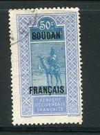 SOUDAN- Y&T N°32- Oblitéré - Sudan (1894-1902)