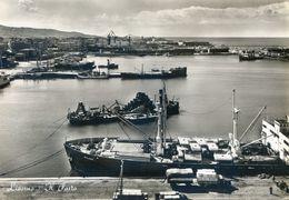 Livorno - Il Porto - Drague Dans Le Port - Livorno