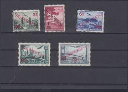 Dt. Reich Besetzung Serbien Postfrisch/Gummimängel - Besetzungen 1938-45