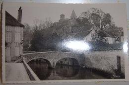 Chatillon Sur Seine La Seine Pont Du Pertuis Au Loup - Chatillon Sur Seine