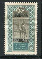 SOUDAN- Y&T N°54- Oblitéré - Sudan (1894-1902)