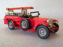 Matchbox Models Of Yesteryear - Rolls-Royce Camion De Pompiers De 1920 (Y6-4) - Matchbox