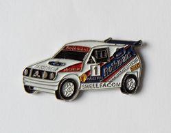Pin's Voiture Rallye Rothmans - 38R - Pin
