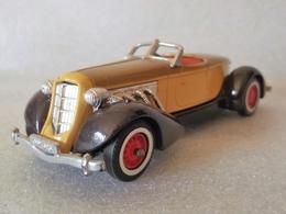 Matchbox Models Of Yesteryear - Auburn  Speedster 851 De 1936 (Y19-1) - Matchbox
