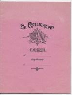 Cahier Le Calligraphe - Non Classés