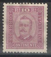 Portugal - YT 67 (*) - Unused Stamps