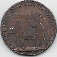 Grande Bretagne  - Erskine And Gibbs And Trial By Jury - 1794 - Cuivre - Grande-Bretagne