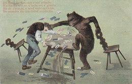 Dä Mutz Dä Bschiisst - 1909     (P-119-120901) - Bears