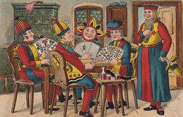 Skatspiel - Prägekarte  - 1911     (P-119-120901) - Playing Cards