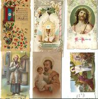 NR 6 SANTINI D'EPOCA: - LOTTO NR. 31 - Religione & Esoterismo