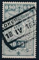 """TR 145 - """"LOKEREN Nr 1"""" - (ref. LVS-20.512) - Chemins De Fer"""