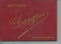 Carnet De 17 Cartes LANGRES (52 ) Très Belle Vue à Voir - Langres