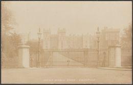 South Front, Windsor Castle, Berkshire, C.1905 - Frith's RP Postcard - Windsor Castle
