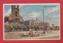 Longwy -  Kirche Und Stadthaus - Longwy