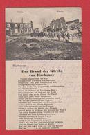 Harbouey  -  Der Brand Der Kirche - Otros Municipios
