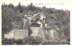 Vielsalm - CPA *- La Grotte De N D De Lourdes - Vielsalm