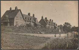 Ridge Road, Letchworth, Hertfordshire, 1919 - RP Postcard - Hertfordshire