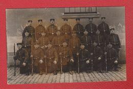 Saarlouis  --  Carte Photo --  Soldats Allemands - Kreis Saarlouis