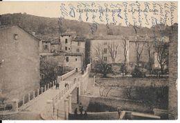 CPA - CLERMONT L HERAULT - Le Pont Du Génie - Clermont L'Hérault