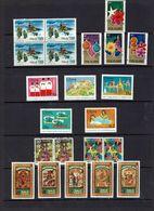 ...liquidation...WORLDWIDE...mostly MNH Sets - Stamps