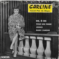 "Carline 45t. EP ""dis ô Dis"" - Vinyl Records"