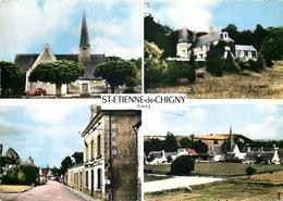 INDRE ET LOIRE SAINT ETIENNE DE CHIGNY  ( Cpsm) - Other Municipalities