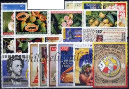 -Polynésie Année Complète 1999 - Années Complètes