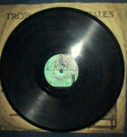 """""""Pourquoi Nous Dire Adieu"""" Tango Film Cinema """"Rive Gauche"""" Charles DEBERT Tanz Danse Disque Vinyle 78 Tours RIVOLIA 1039 - 78 Rpm - Gramophone Records"""