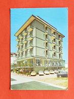 Cartolina Rivazzurra Di Rimini - Hotel Helios - 1966 - Rimini