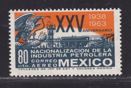 MEXIQUE AERIENS N°  235 ** MNH Neuf Sans Charnière, TB (D5963) Industrie Pétrolière - Mexico