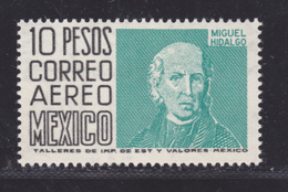 MEXIQUE AERIENS N°  231 ** MNH Neuf Sans Charnière, TB (D5964) Miguel Hidalgo - Mexico