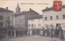 AMBERIEUX EN DOMBES - QUARTIER DE LA GAIETE - 01 - France