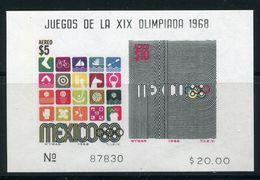 Mexico Sc#C344a  1968 Olympics MNH - Mexico