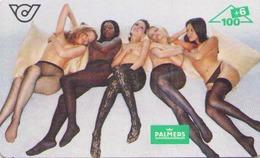 AUTRICHE TELECARTE PALMERS 100 + 6   1997 - Autriche