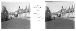 PP 06 - JEUX OLYMPIQUES DE MUNICH 1936 Entrée Du Village Olympique - Glass Slides